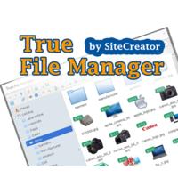 True File Manager (Продвинутый менеджер изображений) 1.1.0 & 1.3.0